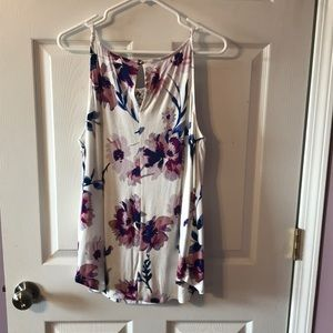 Maurices Tops - Floral Tank ⏰ Final Firm Price